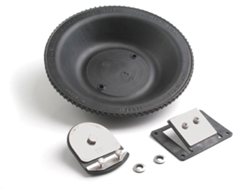 Diaphragm Spares Kit - Nitrile - For Models 554 & 638 Pumps (114N-638-554)
