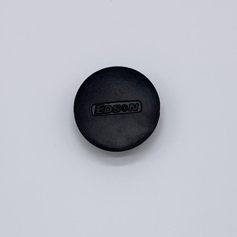 PowerKnob Cap  - Black Special Ops (Stainless Steel)  (960-A-2144-BLK)