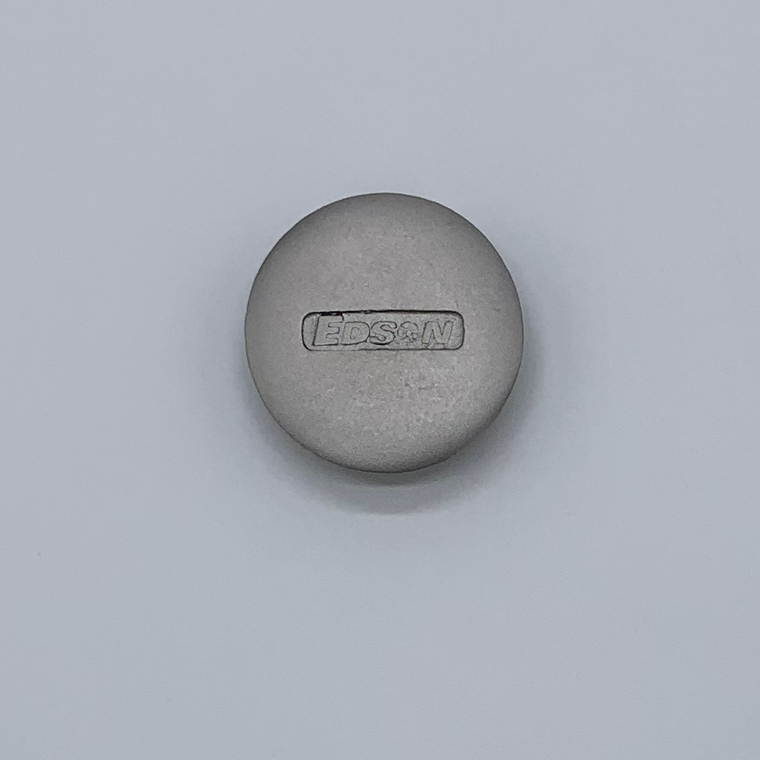 PowerKnob Cap - Satin (Stainless Steel)  (960-A-2144-WB)