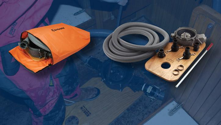Emergency Pump Kits