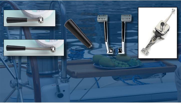 Replacment Engine Control Handles