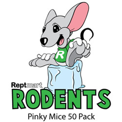 Pinky Mice 50 Pack (1.5-1.9g)