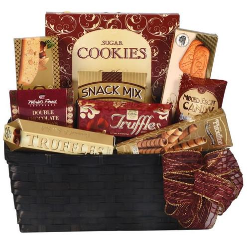 Ellis elegant  Gourmet gift basket