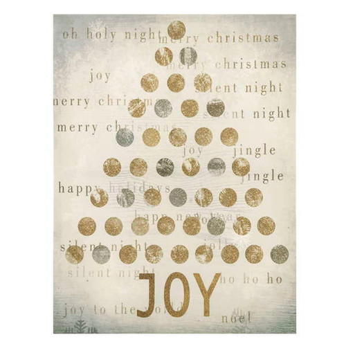 JOY Canvas Print- online shopping in Canada from Giftopolis.ca