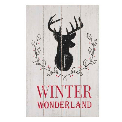 winter wonderland wall art  Giftopolis.ca Canadian online shopping ships free