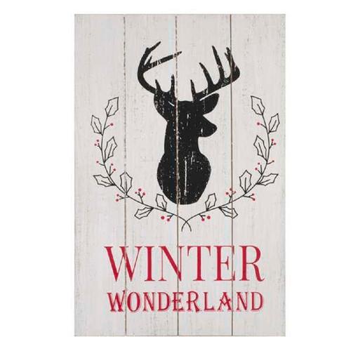 winter wonderland wall art  Giftopolis.ca Canadian online shopping ships free