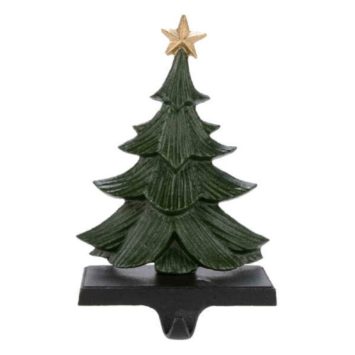 CHRISTMAS TREE STOCKING HOLDER