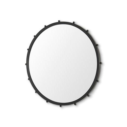 Mercana Elena III Wall Mirror Series Black Wall Mirror Large/Medium  37.6 inches