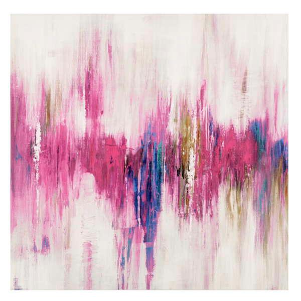 Vibrant Inspiration Abstract Wall Art