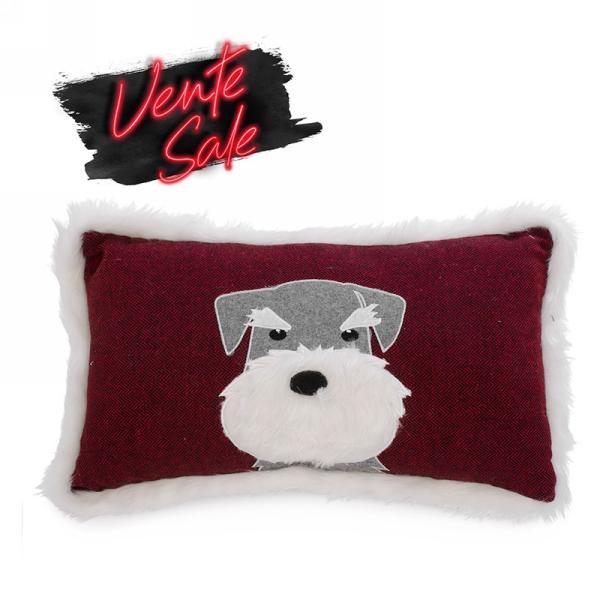 Fun and Furry Cushion