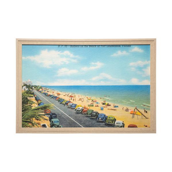 Beach Postcard Series Extra Large
