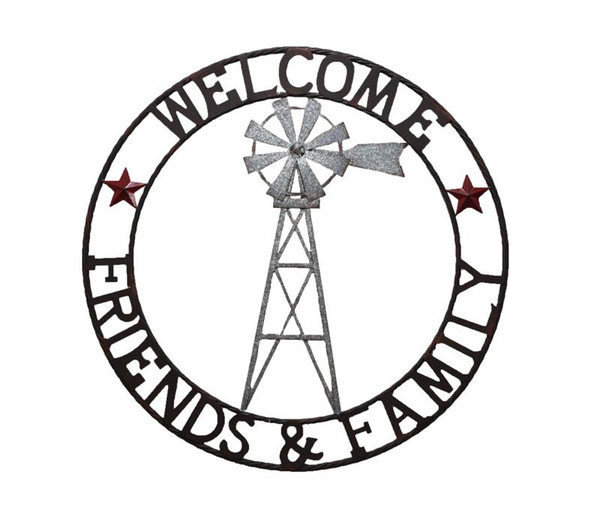Koppers WINDMILL CIRCLE Friends and Family 71cm