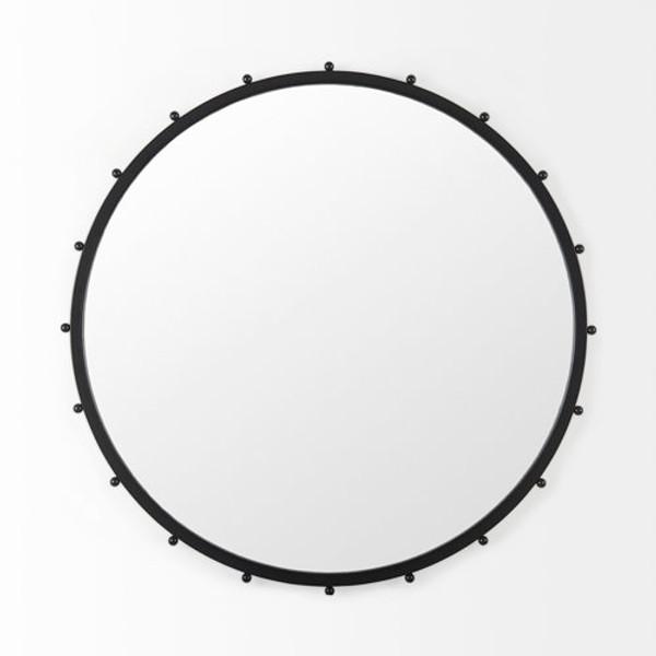 Mercana Elena III Wall Mirror Series Black Wall Mirror  XL 43.7 inches