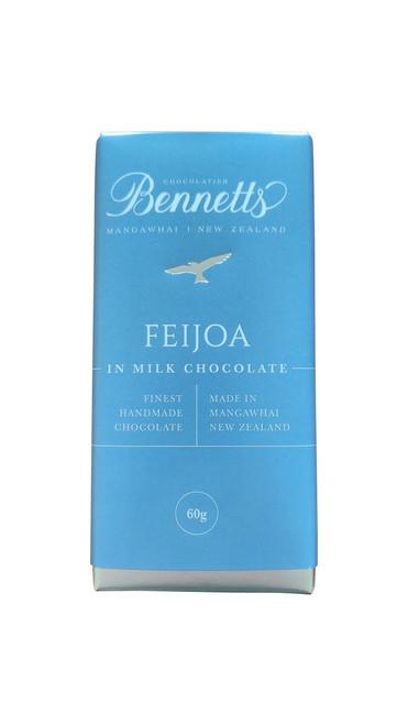 Feijoa chocolate. Simply amazing.