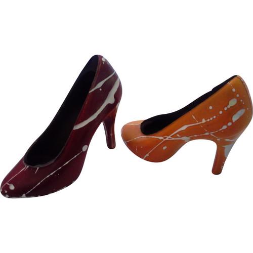 Chocolate Stiletto or Shoe, You decide.