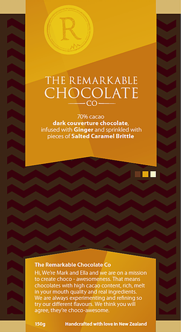 Remarkable Chocolate Bar.