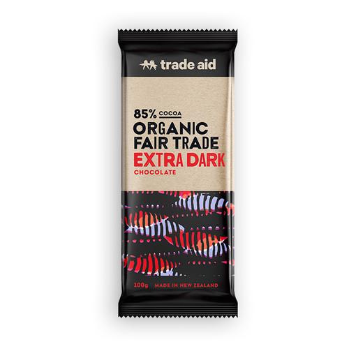 Trade Aid Dark Chocolate Bar