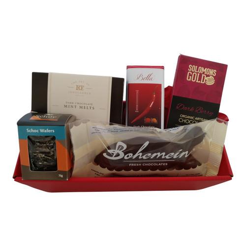 Dark Chocolate Gift Box.