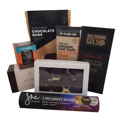 Dark Chocolate Gift Box New Zealand