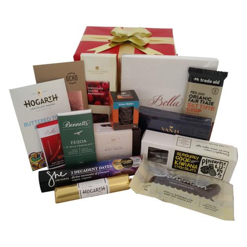ChocolatePost Tower of Chocolate Gift Box