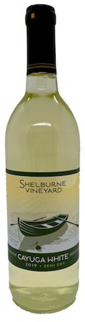 Shelburne Vineyard Cayuga White 2019