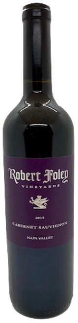 Robert Foley Cabernet 2015