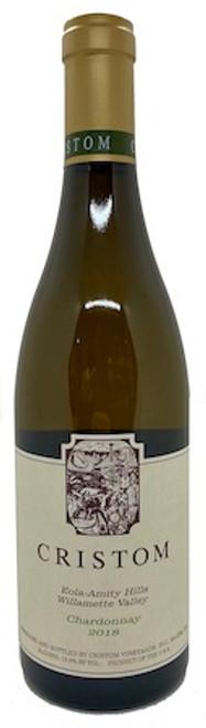 Cristom Chardonnay 2018