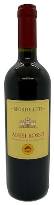 Sportoletti Assisi Rosso 2018