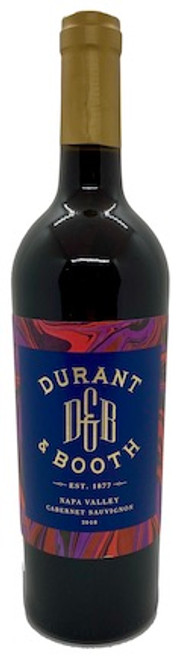 Durant & Booth Cabernet 2018