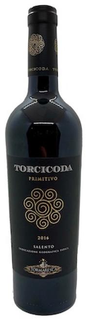 Tormaresca Torcicoda Primitivo 2016