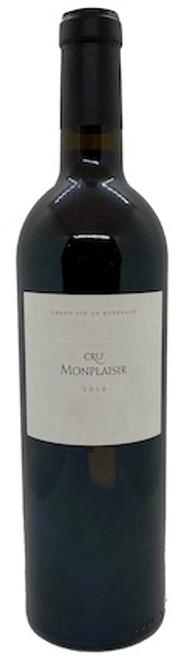 Cru Monplaisir Bordeaux Superieur Rouge 2018