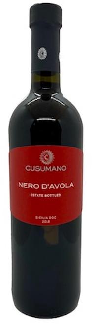 Cusumano Nero d'Avola 2018