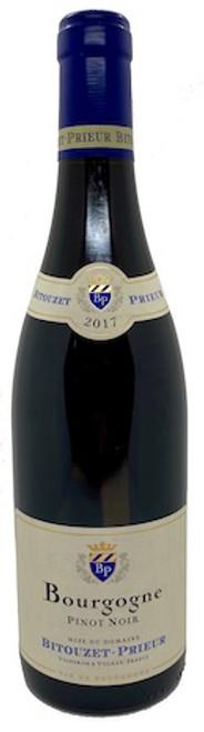 Bitouzet-Prieur Bourgogne Pinot Noir 2017