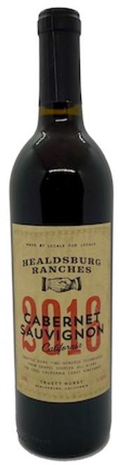 Healdsburg Ranches Cabernet 2016