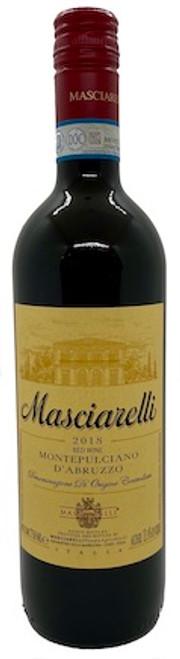 Masciarelli Montepulciano d'Abruzzo 2018