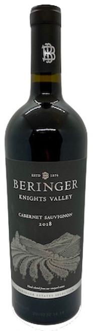 Beringer Cabernet Knights Valley 2018