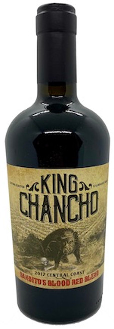 King Chancho Blood Red Blend 2017