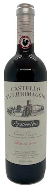 """Castello Vicchiomaggio """"Agostino Petri"""" Chianti Classico Riserva 2015"""