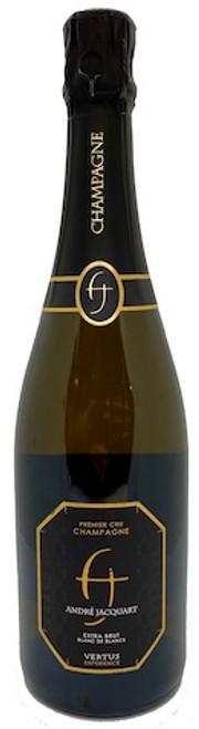 Andre Jacquart Champagne Extra Brut Blanc de Blanc NV