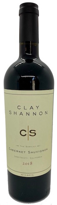 Clay Shannon Cabernet 2018