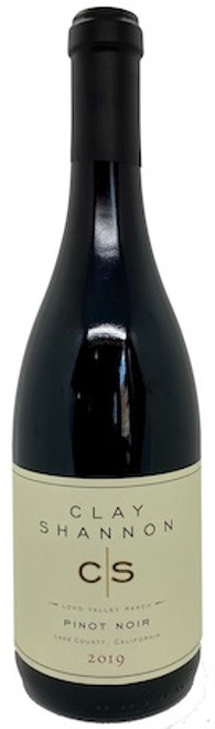 Clay Shannon Pinot Noir 2019