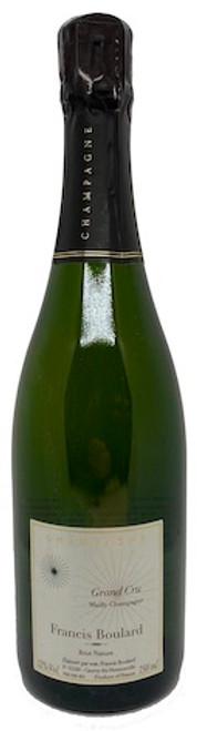 Francis Boulard Champagne Brut Nature Grand Cru NV
