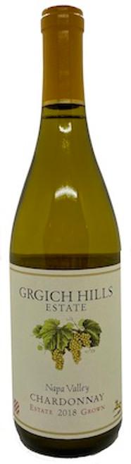 Grgich Hills Chardonnay 2018