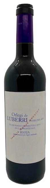 Orlegi de Luberri Rioja 2019
