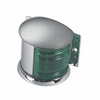 Brass Round Starboard Navigation Light (112.5 degrees)