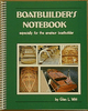 Boatbuilder's Notebook