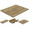 Folding Teak Boat Tables