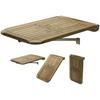 Teak Boat Table - Folding