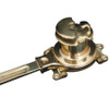 Murray Bronze Winch with cleat and hinged base