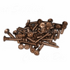 Silicon Bronze Screws - 10 Gauge Square Drive